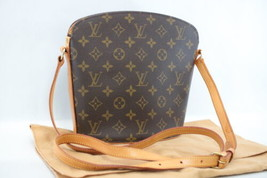LOUIS VUITTON Monogram Drouot Shoulder Bag M51290 LV Auth sa1838 - $540.00