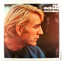 ROD MCKUEN: New Ballads LP (original green WB label) Rock & Pop lp record - £10.33 GBP