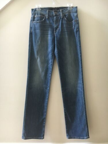 Primary image for Joe's Jeans Mens Medium Wash Stretch The Classic Straight Blue Jeans Size 28