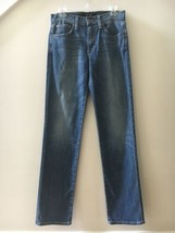 Joe's Jeans Mens Medium Wash Stretch The Classic Straight Blue Jeans Siz... - $28.71