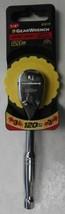 "Gearwrench 81011P 1/4"" Drive 120XP Full Polish Teardrop Ratchet - $21.78"