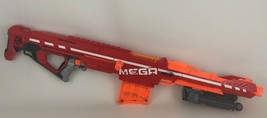 Nerf Mega Centurion Bolt Action Dart Gun Blaster Hasbro with Bipod Darts 2012 - $73.91