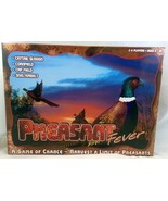 Pheasant Fever Hunting Board Game ~ Harvest your trophy Bird 2008 Complete - $29.39