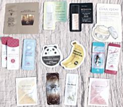 12-pcs Mixed Korean Cosmetic Samples Beauty Sample Lot - $40.00