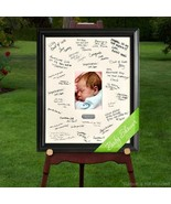 Personalized Gift - Celebrations Baby, Child Signature Guest Book Pictur... - $56.75