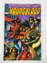 Team Youngblood Vol 1 Issue 3 November 1993 Image Comics - $5.89