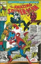 Amazing Spiderman #367 ORIGINAL Vintage 1992 Marvel Comics Red Skull - $14.84