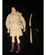GI Joe G.I. Joe 1st Issue Brunette Doll In Australian Jungle Fighter Out... - $110.00