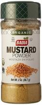 Badia Mustard Powder Organic 2 oz - $11.88