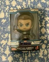 Captain America Cosbaby Bobble-Head Figure Marvel's Avengers: Endgame - $17.23