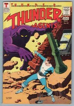 THUNDER Agents 10 Nov 1966 VF- (7.5) - $31.01