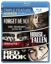 Horror Triple Feature Vol 1 [Blu-ray] (2011)