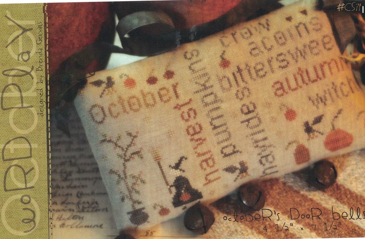October wordplay