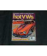 DECEMBER 2005 DUNE BUGGIES AND HOT VW S VOLKSWAGEN BUG BEETLE BABES CAR ... - $9.29