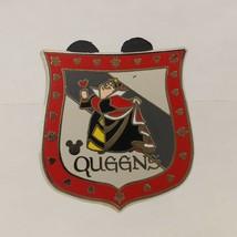 DLR 2017 Hidden Mickey Signs Queen of Hearts Restroom Disney Pin 119773 - $10.88