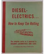 Diesel Electrics How to Keep 'Em Rolling - $14.99