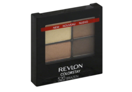 Revlon ColorStay Eye Shadow Quad Brazen 520  - $9.99