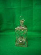 Vintage Cambridge Decanter with Scottish Dog Transfers - $70.39