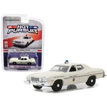 1975 Ford Gran Torino Police San Diego, California Hot Pursuit Series 27... - $13.15