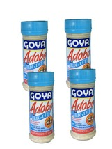 4 Pack Goya Adobo Light with Pepper All Purpose Seasoning 8 oz 50% Less ... - $19.79