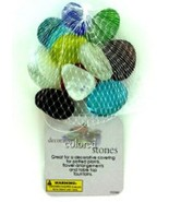 Colored Glass Stones - $5.75