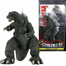 "Rare NECA - Godzilla - 12"" Head to Tail action figure - 2001 Classic God... - $40.64"