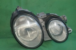 98-02 Mercedes W203 CLK320 CLK430 CLK55 AMG HID Xenon Headlight Pssgr Right - RH image 1
