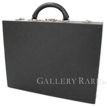 LOUIS VUITTON Diplomat Taiga Ardoise M30012 Briefcase France Authentic 5... - $1,450.83