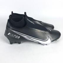 Nike Vapor Edge Pro 360 Football Cleats Mens Size 14.5W Black CV6348-001 - $83.16