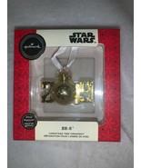 Hallmark Disney Star Wars 2019 BB-8 Gold Christmas Tree Holiday Ornament... - $20.00