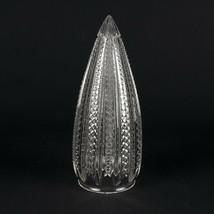Duncan Mardi Gras Stalactite Shade, Antique EAPG Empire Pendant Light 9 ... - $93.10