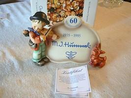 NIB Hummel Puppy Love Display Plaque #767 w/Box Tmk-7 - 60th Anniversary  - $121.54