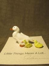 Hevener Miniature Duck Figurine  - $25.00