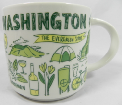 Starbucks 2018 Washington State Been There Collection Coffee Mug NEW IN BOX - $32.90
