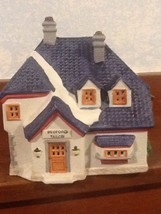 Lemax Dickensvale - Bedford Tailor House - 1993 - #35088 - EUC - $17.95