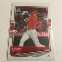 2020 Panini Donruss Optic Los Angeles Angels Shohei Ohtani MLB Trading Card - $4.99