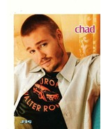 Chad Michael Murray teen magazine pinup clipping One Tree Hill J-14 - $3.50