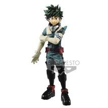 Banpresto My Hero Academia Texture Midoriya Izuku Pvc Action Figure - $47.00
