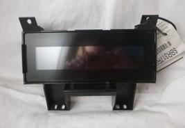 08 09 10 Honda Accord EX Radio Info Display Screen 39710-TA0-A010 B 4001 - $20.79