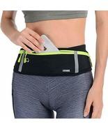 USHAKE Slim Running Belt, Bounce Free Pouch Bag, Fanny Pack Workout Belt... - $14.16