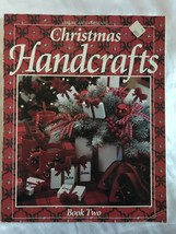 Leisure Arts Presents Christmas Handcrafts Book two - $8.00
