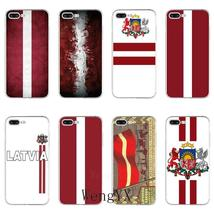 Latvian Flag Latvija National flag Slim silicone TPU Soft phone case For... - $12.89