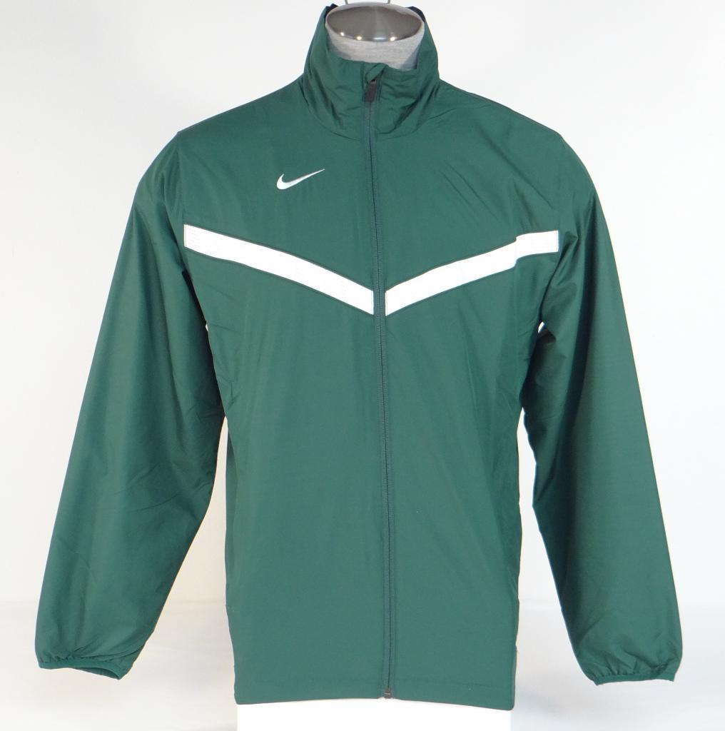 Men's Clothing Mens Nike Sphere Dry Full Zip Athletic Cycling Jersey Shirt Sz M Md Med
