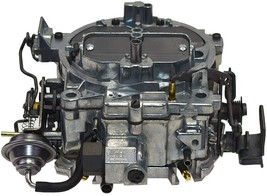 A-Team Performance Remanufactured Rochester Quadrajet Carburetor 750 CFM 4MV Com