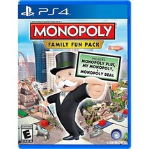 Ubisoft Monopoly Family Fun Pack - $35.95
