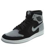 Nike Mens Jordan 1 Retro High Flyknit Shadow Basketball Shoes 919704-003 - $266.83