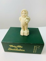 Department  56 Snowbabies Best Little Star #68842 W/ Box - $13.99