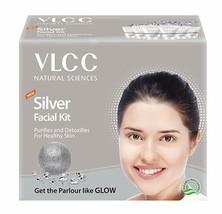 VLCC Silver Facial Kit 60 gm Free Shipping - $11.16