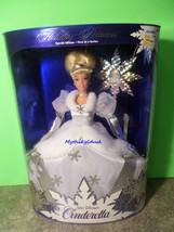 1996 Holiday Princess CINDERELLA  Doll  NRFB  #... - $32.99