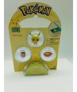new Pokemon Petite Pals Pikachu Mini Figure 3-Pack Small Pocket Play Sets - $10.03